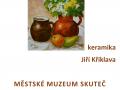 Blanka Drtinová - obrazy | Jiří Křiklava - keramika 1