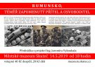Rumunsko, téměř zapomenutý přítel a osvoboditel 1