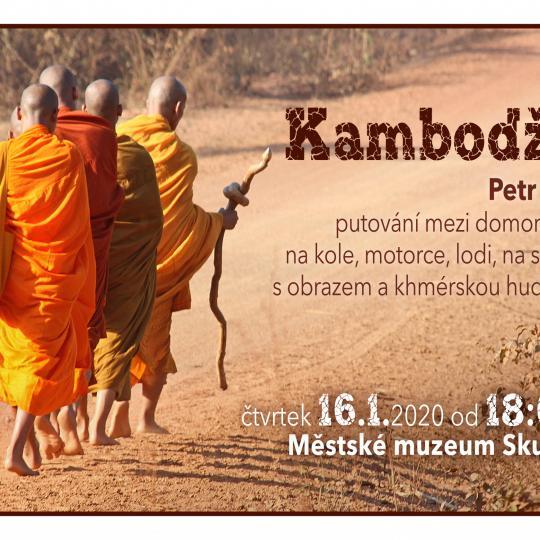 Kambodža 1